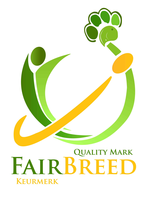Beeldmerk FairBreed certificeringsmerk